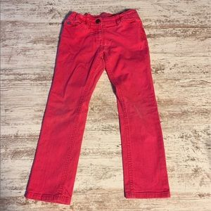 Mini Boden little girls pants- 7y